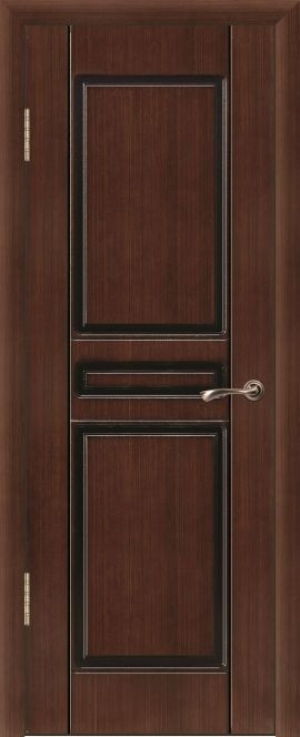Дверь шпонированная Рондо  Глухая