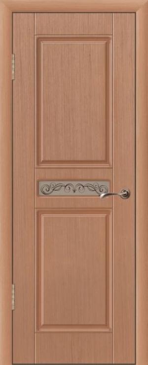 Дверь шпонированная Рондо Остекленная