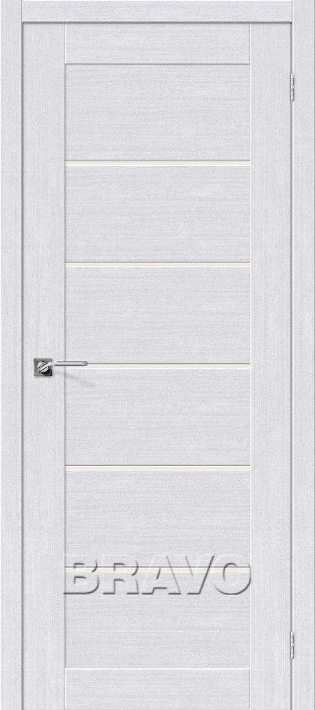 Дверь евро шпон Легно-22