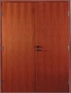 Дверь с ламинатом модель 39